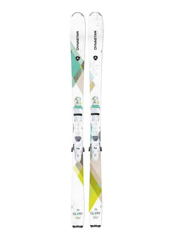 Adult Advanced Skis