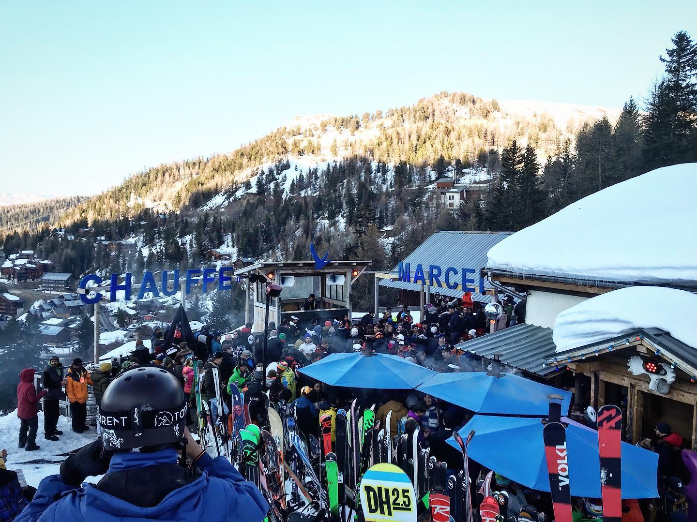 L'after-ski chez Chauffe Marcel