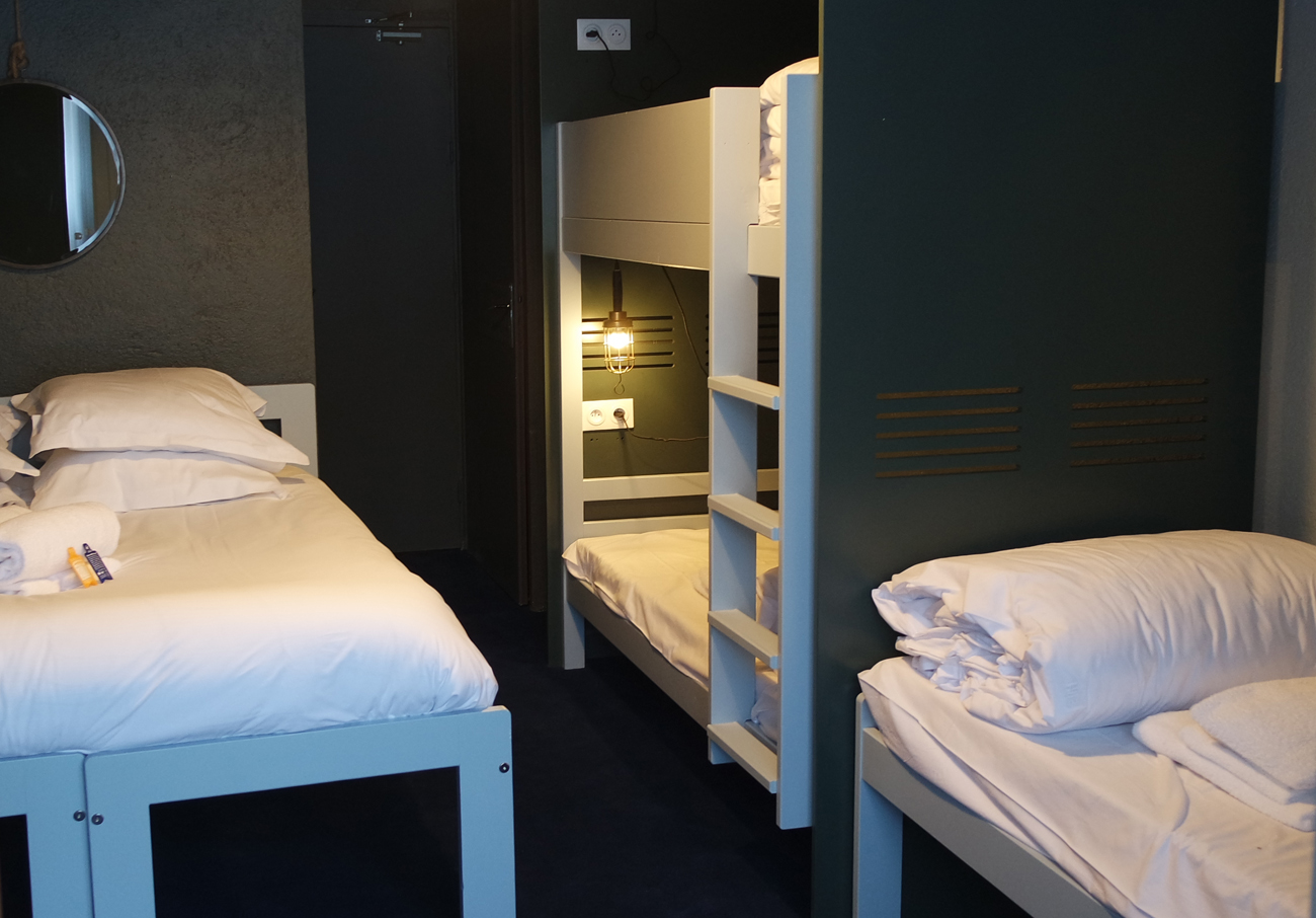 Hotel HO36 La Plagne